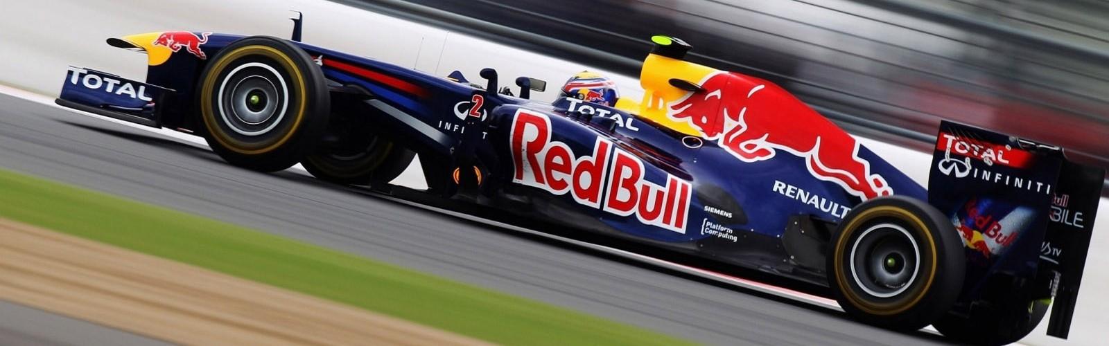 Formula race car wrap